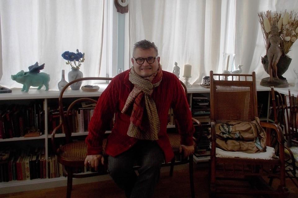 Пахомова васильев квартира в калининграде Новым годом собаки