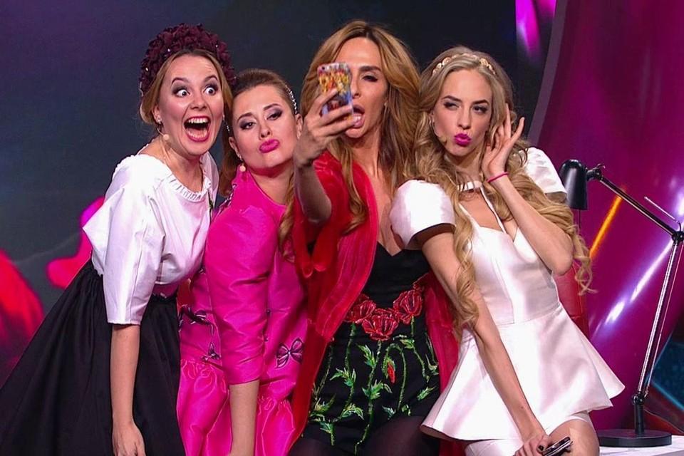 Comedy Woman уже в Бресте, а завтра будут в Минске! ФОТО: Rutube