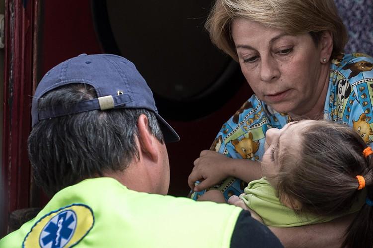Елизавета Глинка раньше уже летала в Сирию с гуманитарной миссией. Фото: Рамиль Ситдиков/РИА Новости