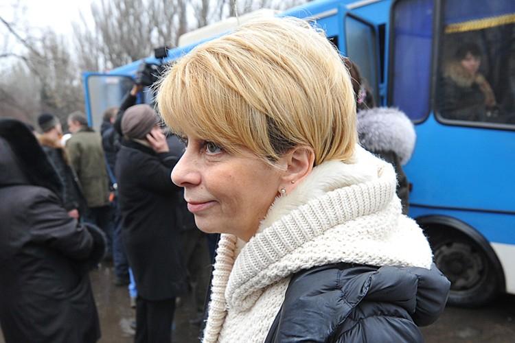 Глинка рассказывала, как чуть не разрыдалась, когда привезла в Москву первую группу донбасских ребятишек