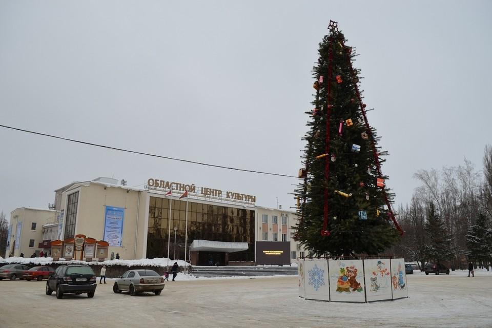 Новогодний концерт пройдет в ОЦКНТ