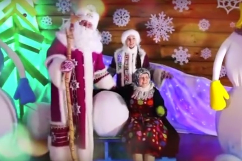 «Бабушки из Бураново» выпустили новогодний хит