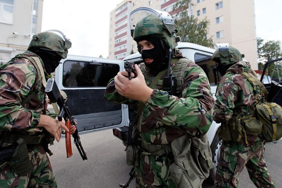 В Чечне ликвидирована банда боевиков