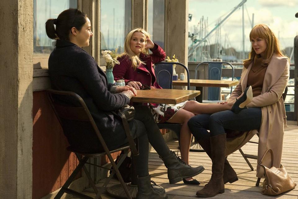 """""""Большая маленькая ложь"""" - это и сатира на «американскую красоту», и семейная драма, и женский роман"""