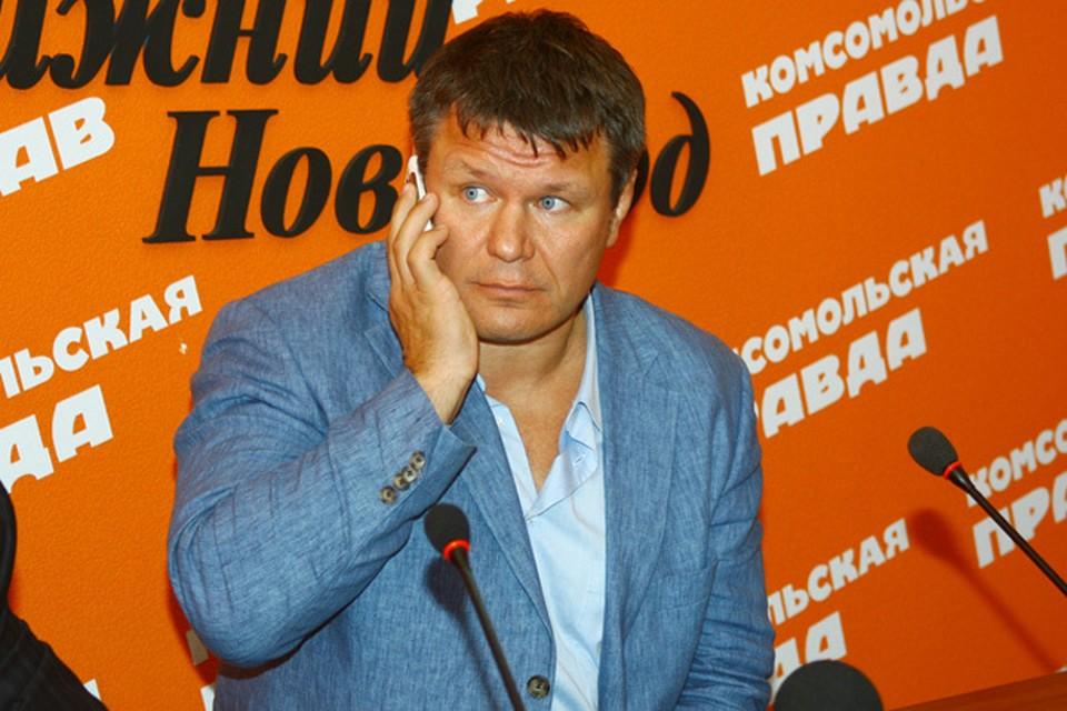 """Олег Тактаров назвал """"убитой"""" дорогу из аэропорта в Нижнем Новгороде"""