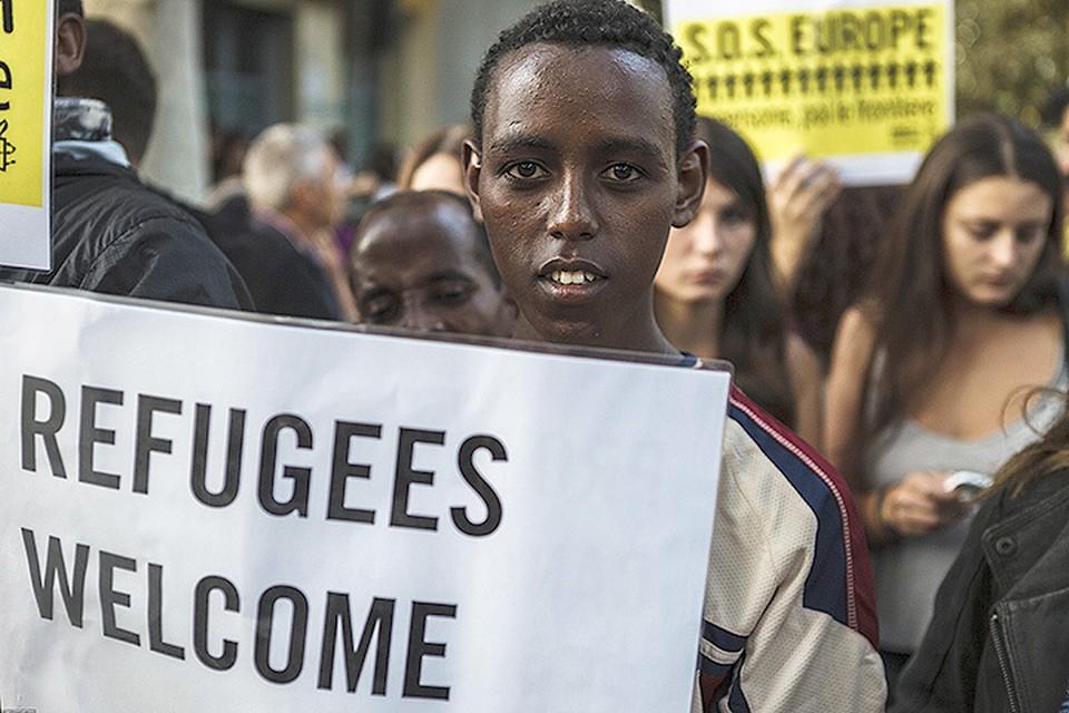 Европейские политики предлагают беженцев из стран Африки и ближнего Востока, заполонивших ЕС, переселить в Грузию.
