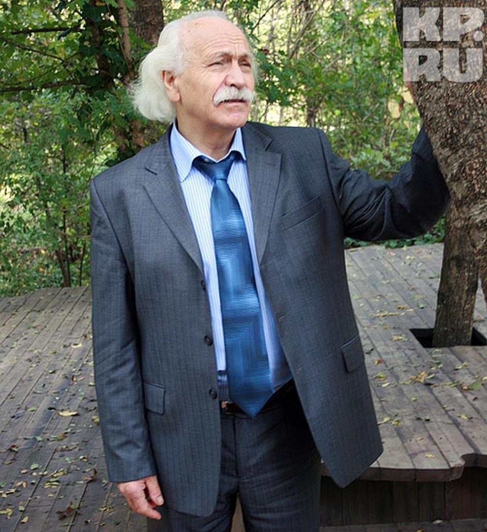 Академик Михаил Щетинин