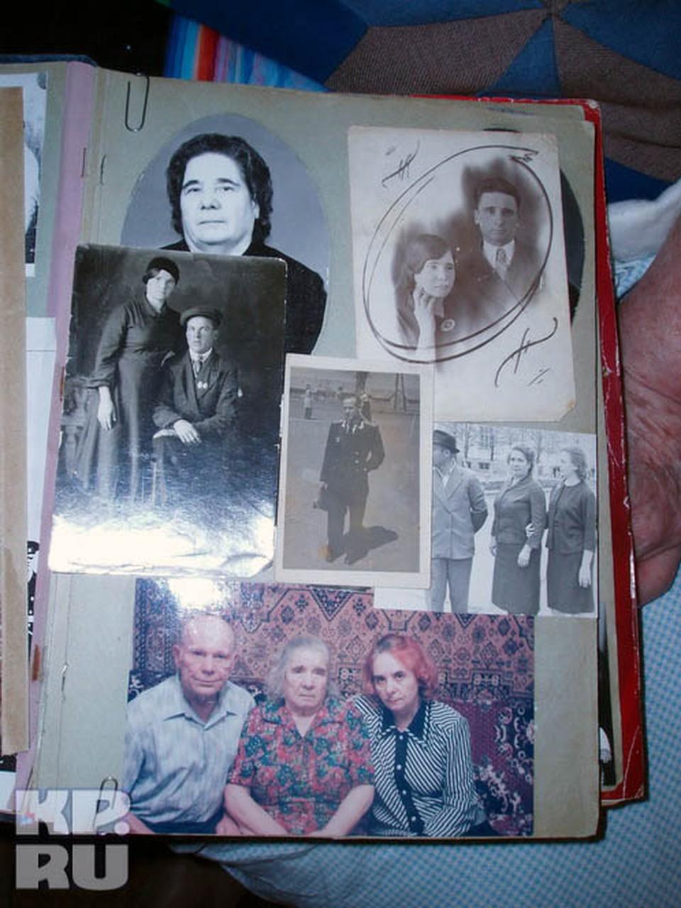 У космонавта Алексея Леонова было 9 братьев и сестер, на фото - сестры Рая и Шура