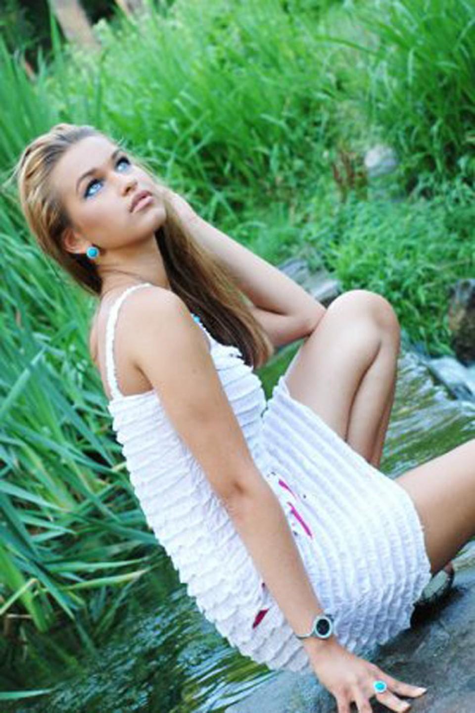Киевская модель Анна Дурицкая - свидетельница убийства Бориса Немцова