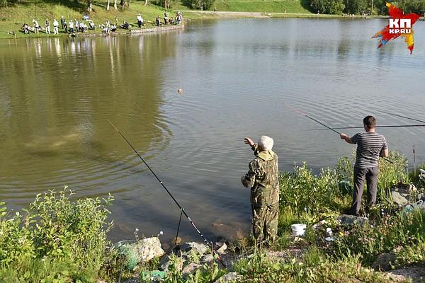 рыбалка в новосибирске весной