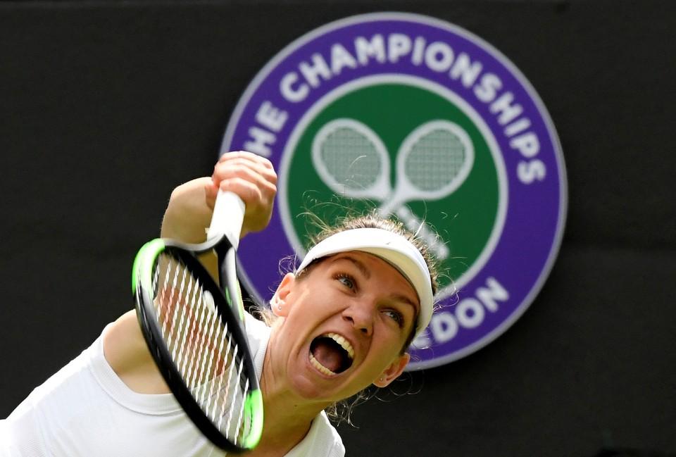 На кортах Уимблдона стартовал Открытый чемпионат Англии по теннису.