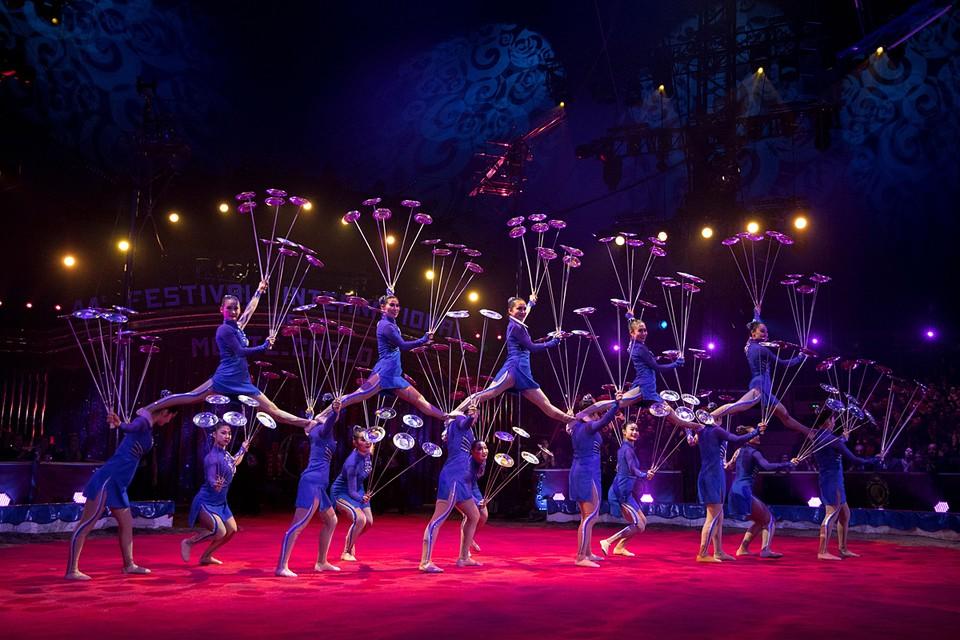 В Монте-Карло начал свою работу международный цирковой фестиваль
