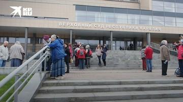 """Суд ужесточил приговор главе карельского """"Мемориала"""" Дмитриеву до 13 лет колонии"""