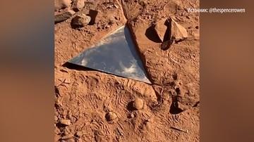 Таинственный монолит пропал из пустыни в Юте