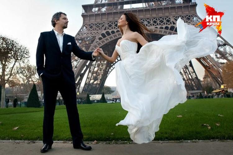Дмитрий и Юлия за год до трагедии