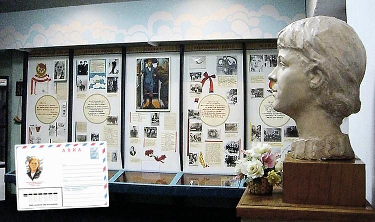 Музей Надежды Курченко до сих пор работает в ее родной Удмуртии.