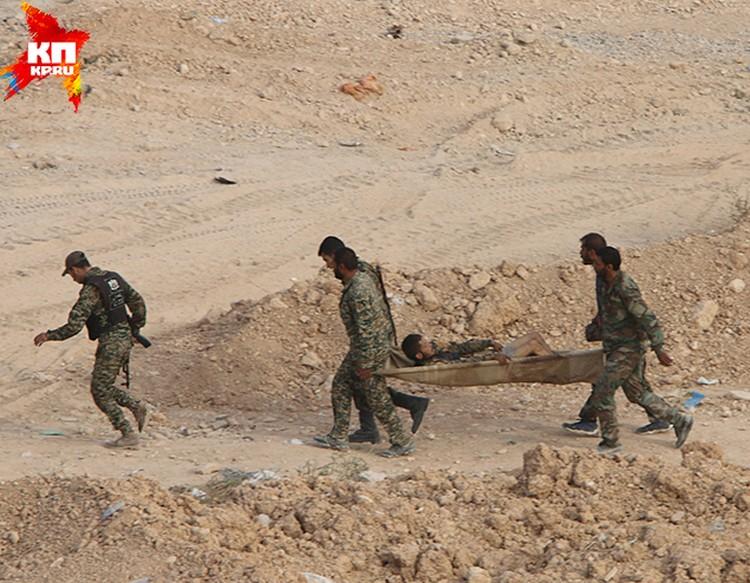Сирийская армия страшно обескровлена за без малого пять лет войны