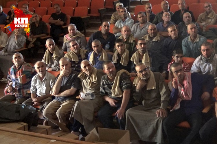 На сегодняшний день там остаются еще 150 христиан. Фото из архива отца Зохри Хазааля