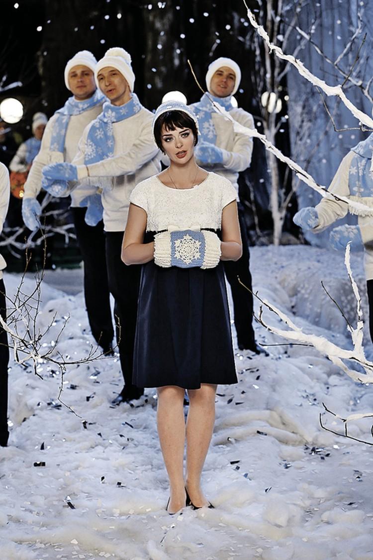 Героиню, прототипом которой послужила знаменитая певица, сыграла Марина Александрова.