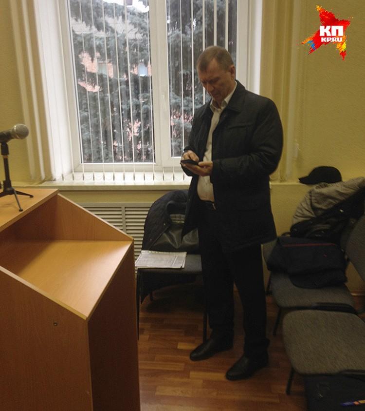 Приговор Николай Денин выслушал спокойно.