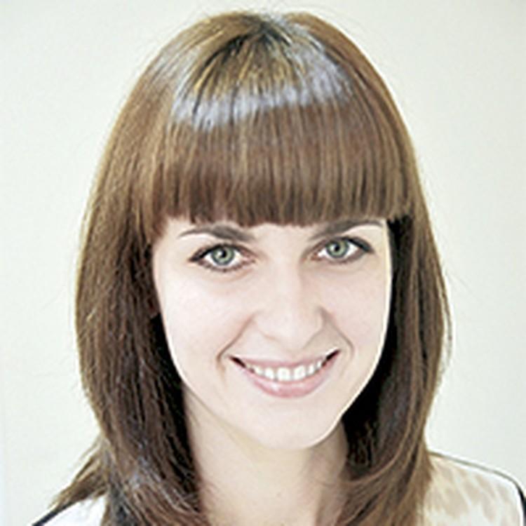 Наталья Ладова