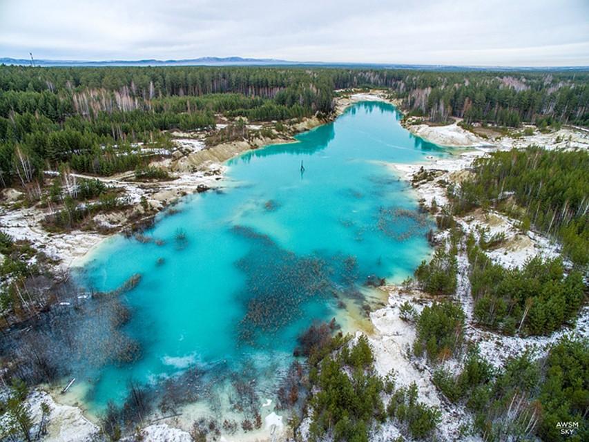 голубое озеро на урале фото для появления