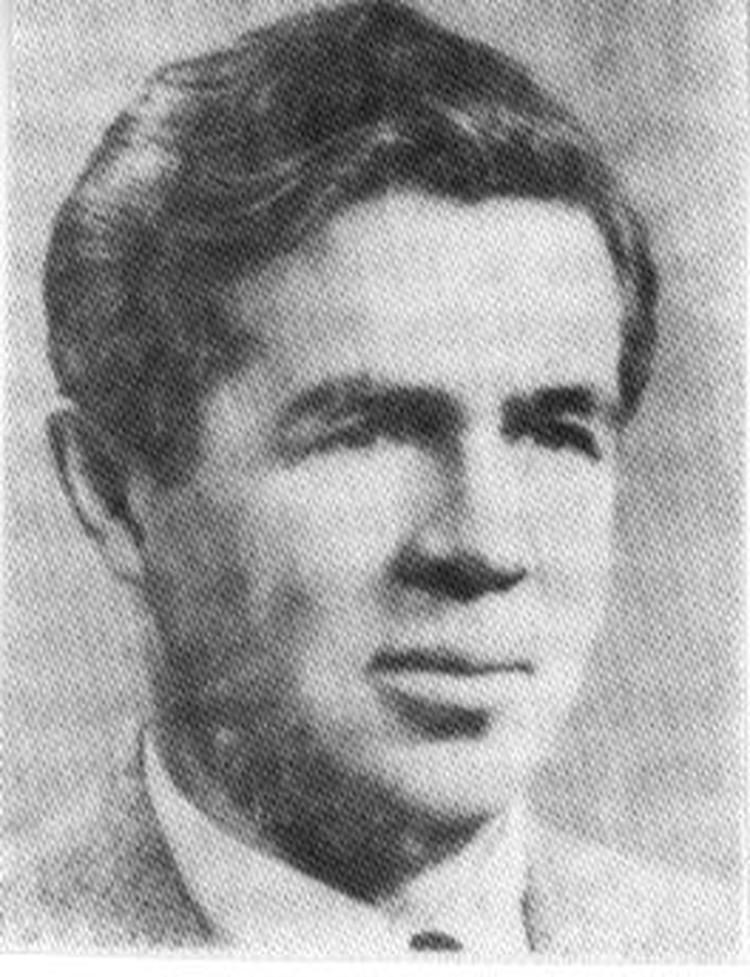 Исхак Ахмеров. Фото из архивов КГБ