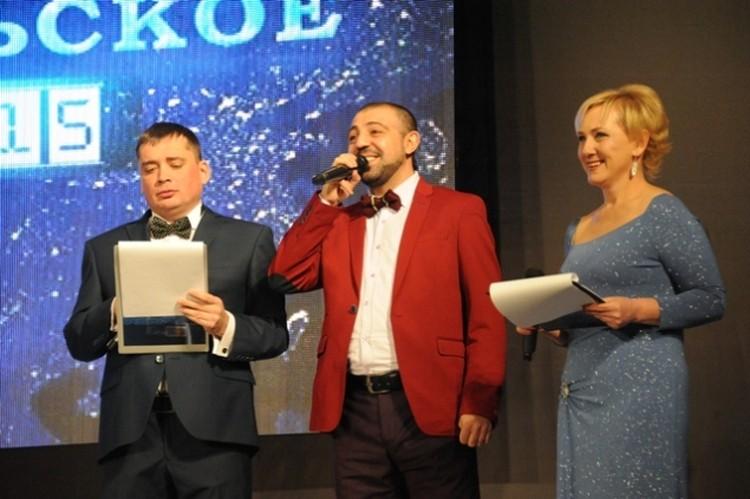 Награждение. Фото: Пресс-служба губернатора Забайкальского края