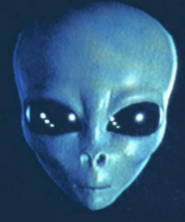 Лицом наш далекий потомок более всего похож на инопланетянина в современном земном представлении.