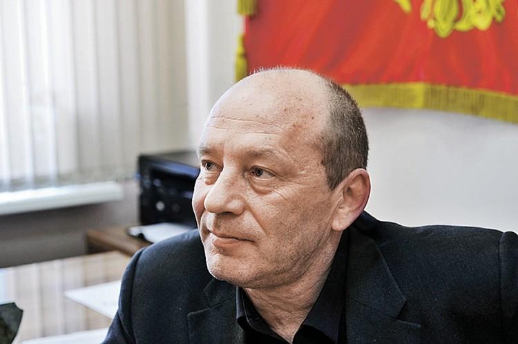 Сергей Юрьевич Соколов.