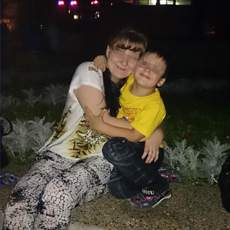 Мария с сыном пожили в Саратове всего в два месяца.