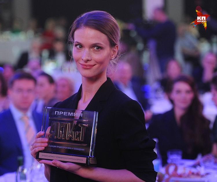 Лучшей актрисой в итоге назвали Светлану Иванову. Тоже полнее ожидаемо