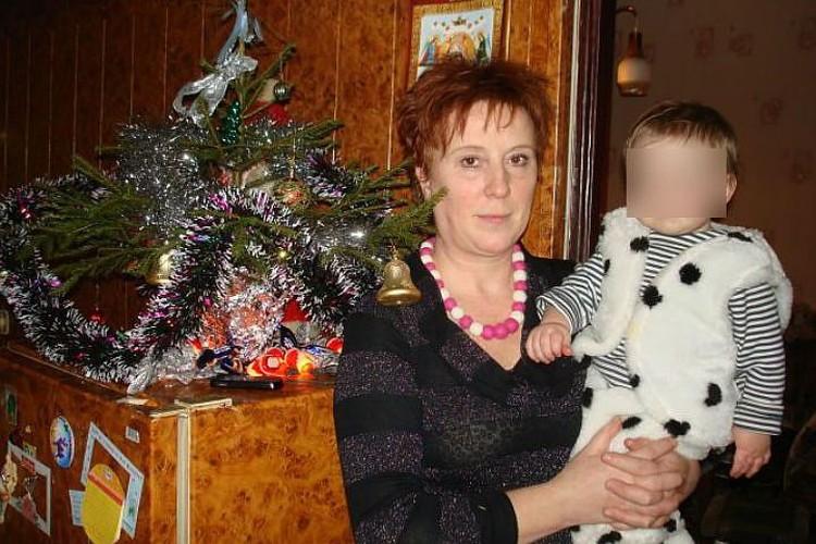 Убитая Ольга Прохорова. Фото: СОЦСЕТИ