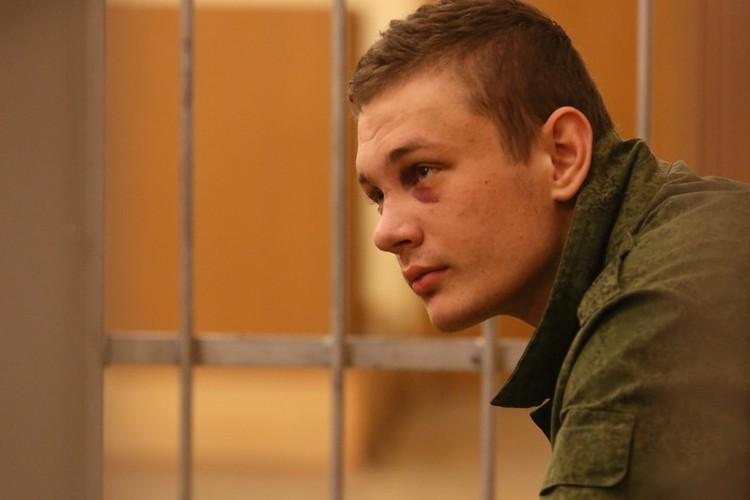 Степану Даценко во время задержания разбили лицо