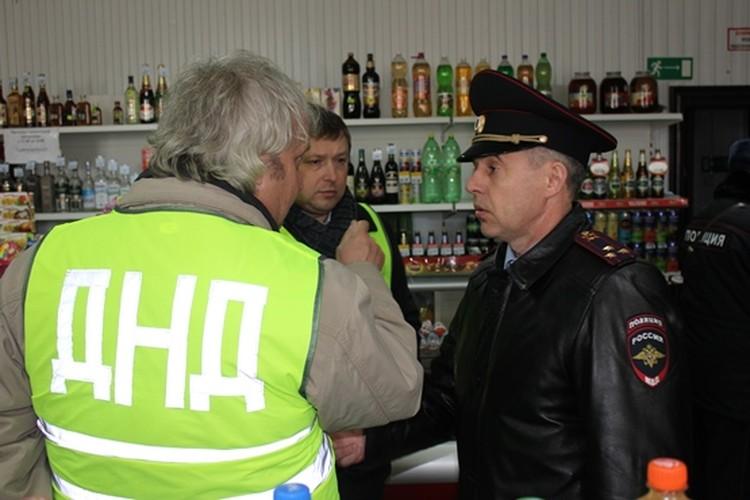 Андрей Гошт до перевода в Самару активно боролся с нелегальной торговлей алкоголем в Сызрани.