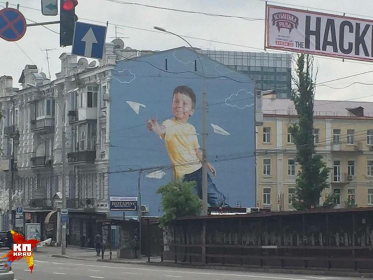 Киев устал от войны. Фото Владимира Волошина