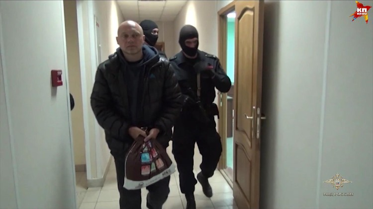 Задержанным хакерам от 25 до 45 лет Фото: МВД РФ