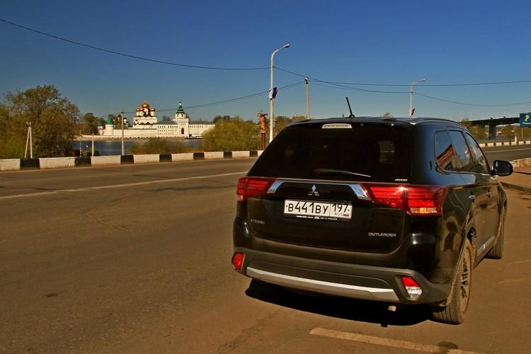 Сегодня наш автопробег встречает Кострома