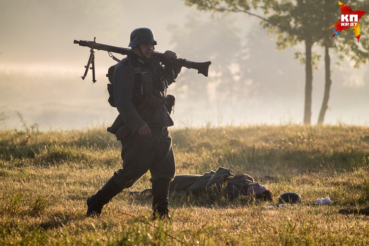 Немцам хотелось чувствовать себя хозяевами в Брестской крепости.