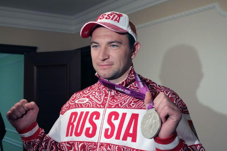 Владимир Андрющенко. Фото: пресс-служба минспорта Омской области