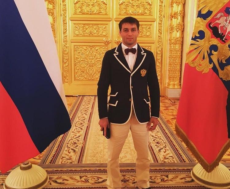 В победу Сослана верила вся Осетия. Фото: www.instagram.com/soslan_ramonov/
