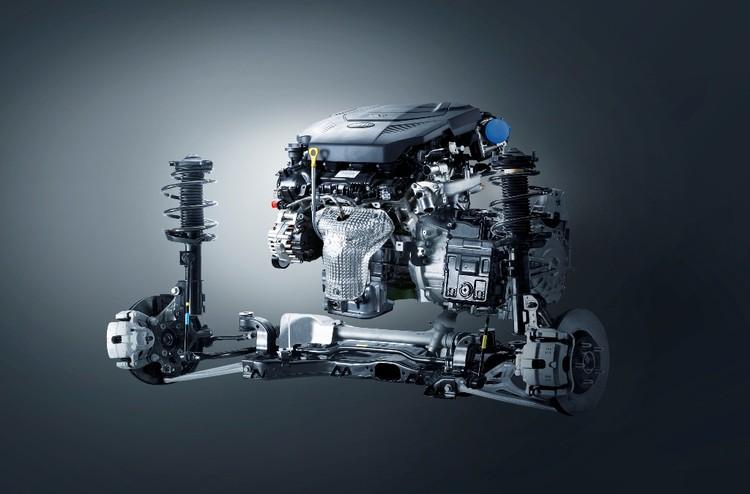 KIA сократила число управляющих клапанов в коробке с 20 до 12, результатом чего стало более быстрое переключение передач, четкая механическая связь с двигателем и оптимальная компоновка