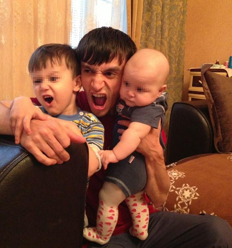 Близкие Магомеда уверены - его дети вырастут такими же достойными людьми как их отец. Фото: ok.ru