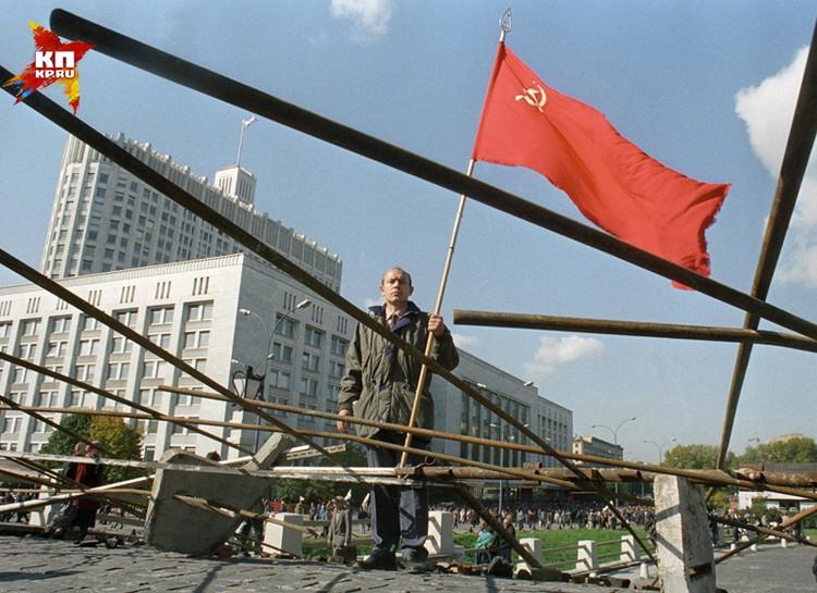 Октябрь 1993-го чуть было не стал началом новой Гражданской войны в России