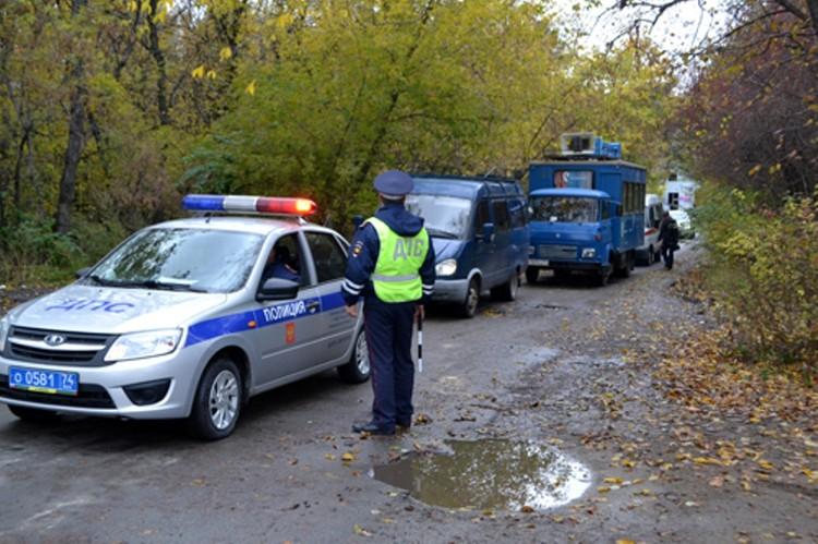 Спецслужбы, на выезд! Фото: пресс-служба ЧГСС