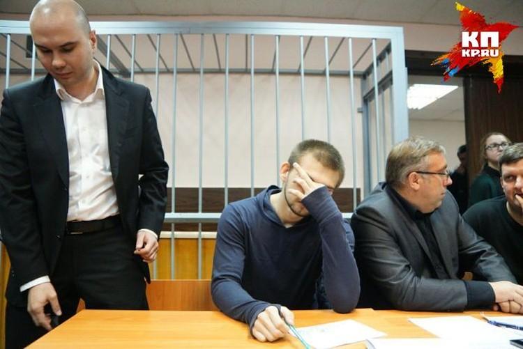 Руслану придется ждать суда в следственном изоляторе.