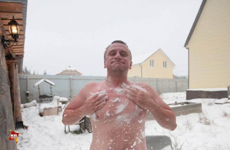 Если хочешь доехать до Владивостока - закаляйся.