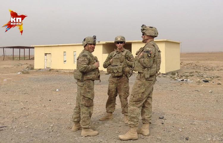 Американцы перебрасывают свой спецназ ближе к иракской столице исламистов