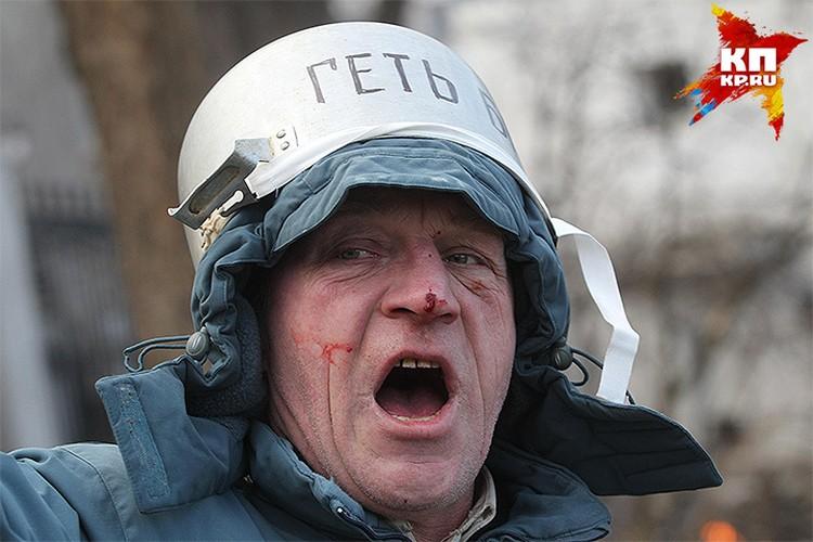 Три года назад на улицах Киева началось противостояние, вылившееся в гражданскую войну. ФОТО Максим ЛЮКОВ