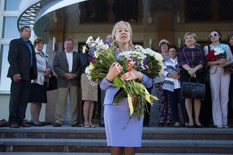 Анна Норкус снова возглавила витебскую птицефабрику «Ганна»